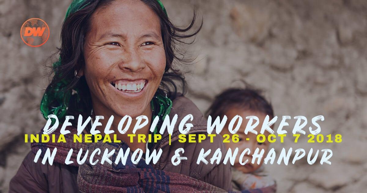 Nepal woman social sharing image